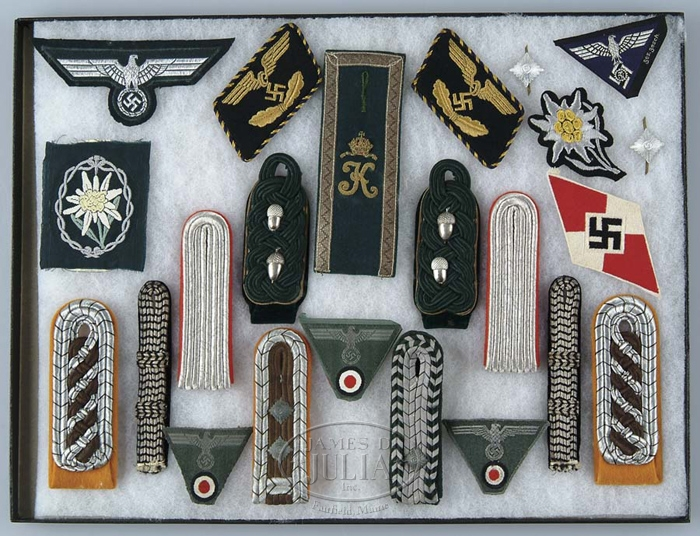 LOT OF EARLY GERMAN MEDALS AND NAZI ITEMS