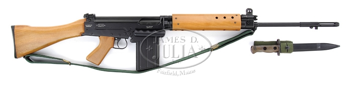 AUSTRALIAN L1A1 A (FN/FAL)IMPORTED BY POYERS, ORANGE, CA