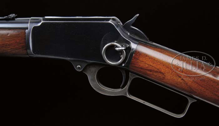 SCARCE MARLIN MODEL 94 TRAPPER SRC WITH 16 INCH BARREL
