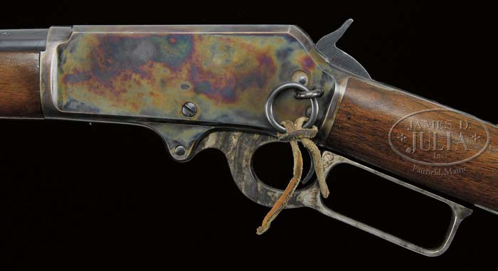 "MARLIN MODEL 93 ""TRAPPER"" SADDLE RING CARBINE"