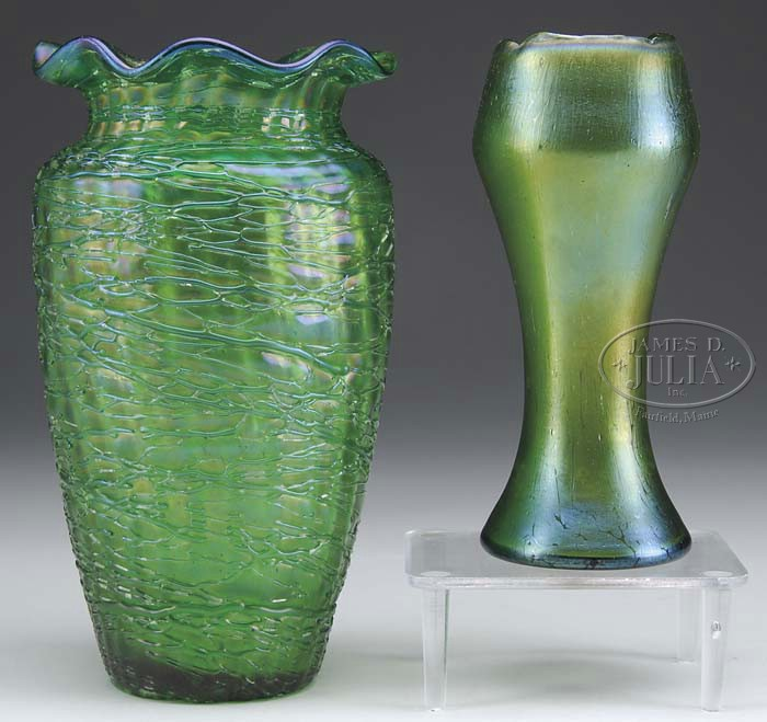 Two Austrian Vases