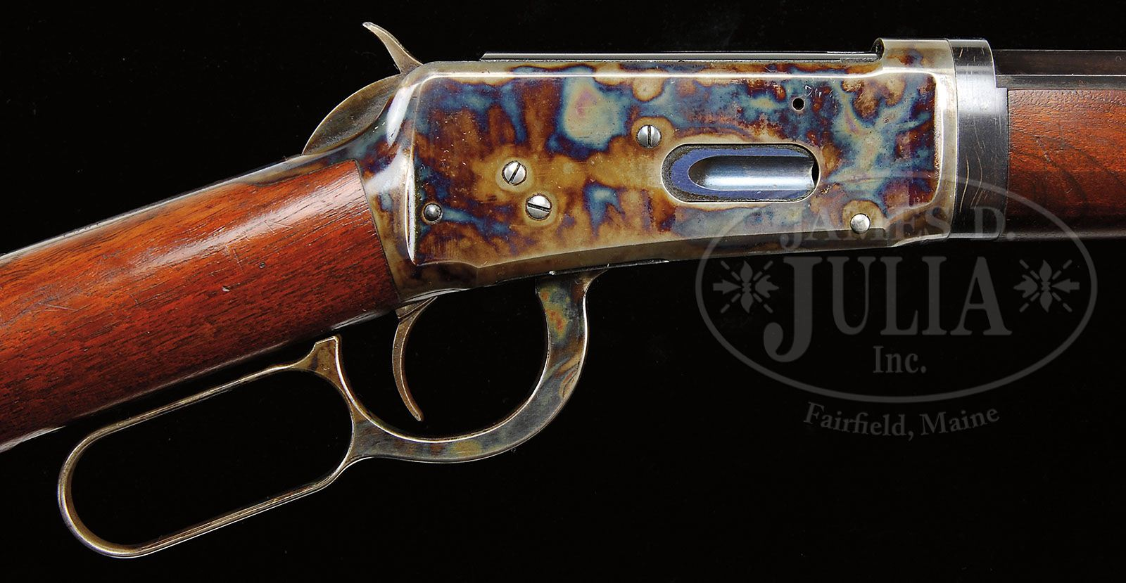 Extraordinarily Rare Early Takedown Winchester Model 1894