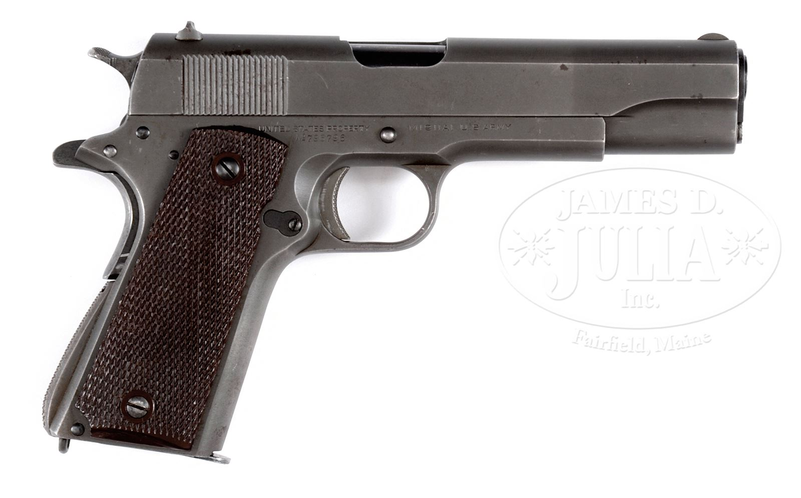 colt 1911 date by serial number