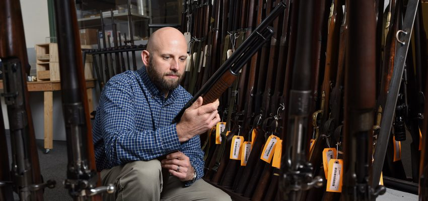 Scot Kauffman, Firearms General Manager
