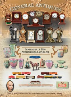 General Antiques & Advertising