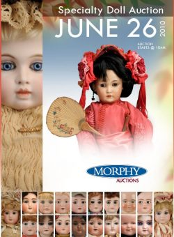 June Doll Auction