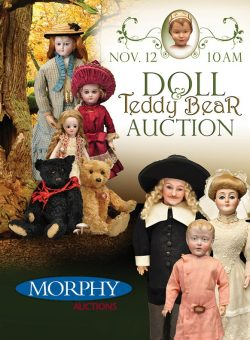 Dolls &  Teddy Bears – 10AM