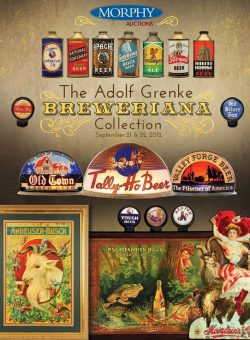 The Adolf Grenke Breweriana Collection