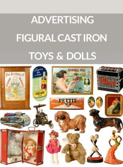 Toys, Dolls & Advertising