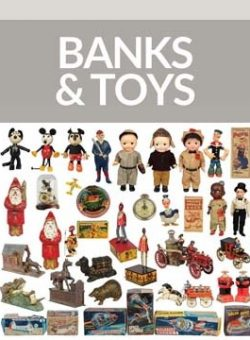 February 25 – Toy Auction