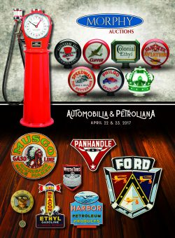 Automobilia & Petroliana