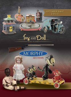 Toy, Doll, & Figural Cast Iron