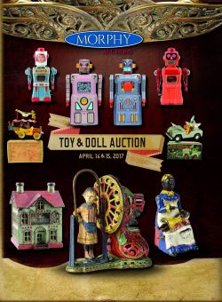 Toys, Dolls, & Figural Cast Iron