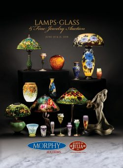 Lamps, Glass, & Fine Jewelry