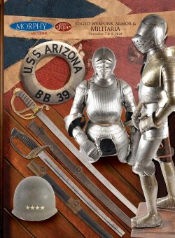 Edged Weapons, Armor & Militaria