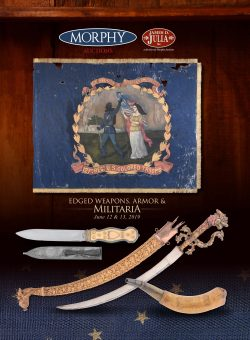 Edged Weapons, Armor, & Militaria