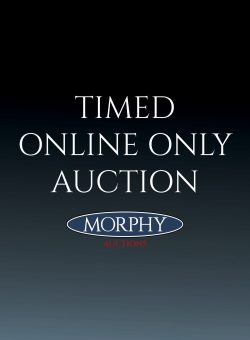 Timed Online Only Auction
